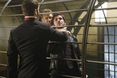 """Hyde, Killian and David - 5 * 22 """"Only You"""""""
