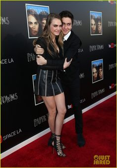 cara delevingne when i was younger i hated myself 11 Cara Delevingne shares a super sweet moment with her co-star Nat Wolff while attending the special Q&A and live concert for their latest film Paper Towns at…