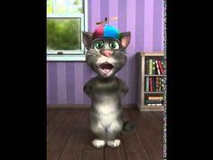 "Talking Tom singing ""Happy Birthday"" in Punjabi! Happy Birthday In Punjabi, Happy Birthday Rap, Cat Birthday, Funny Birthday, Talking Tom Cat 2, Funny Talking, Cat Jokes, The Donkey, Chor"