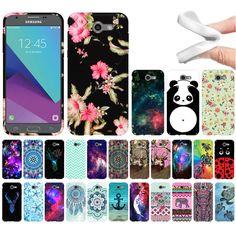 For Samsung Galaxy J3 Emerge J327 2017 2nd Gen Design TPU SILICONE Case Cover #UnbrandedGeneric