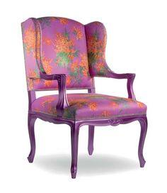 Arredamento firmato Blumarine - home collection con tessuti floreali