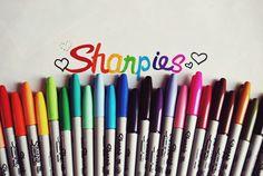 sharp sharpie