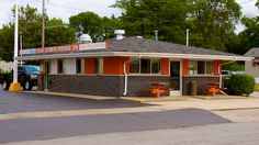 Old Town Drive In, Saginaw, MI. Best root beer hands down!