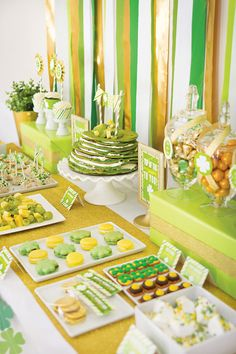 Top of the Morning St. Patricks Day Brunch {+Free Printables!}