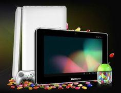 Индия — сказочная страна. Ну где еще могли сотворить настоящий планшетный компьютер, работающий под управлением Android 4.1 Jelly Bean, который продается по цене 125 долларов? Между тем Karbonn Smart Tab 1, планшетник с 7-дюймовым экраном, оснащен всем необходимым для полноценной работы «робото-операционки», да еще и 3G-модулем. Вот только продаваться он будет пока только местным студентам. Веский повод отправиться учиться в Индию, не так ли?