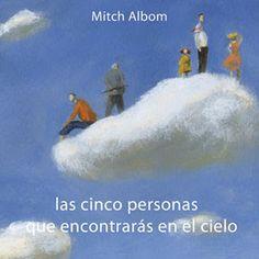 Audiolibro: Las cinco personas que encontrarás en el cielo