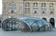 Paris entrada metro