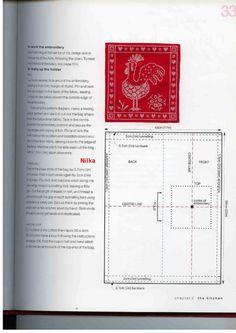 Gallery.ru / Фото #1 - Red & White Cross Stitch - Malee