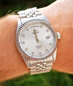 The first Orient watch ... Orient Watch, Quality Watches, Rolex Watches, Accessories, Jewelry Accessories