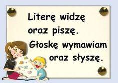 głoski Learn Polish, Polish Language, Kids And Parenting, Activities For Kids, Diy And Crafts, Kindergarten, Preschool, Classroom, Teacher