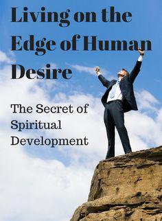 024 Living on the Edge of Human Desire