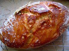 Nekem ez a kedvenc házi kenyerem. Próbáltam a dagasztottat is, de nálunk ez a nyerő. A legjobbanőrségi tökmagolajba mártogatva, vörösb... Hungarian Cuisine, Hungarian Recipes, Hungarian Food, Pastry Recipes, Bread Recipes, Cooking Recipes, Baking And Pastry, Bread Baking, Our Daily Bread