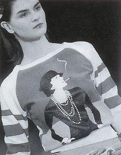 Наряды Шанель. 2001г.