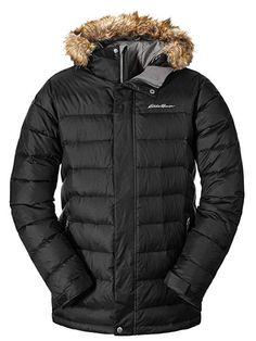 Eddie Bauer Men's Boundary Pass Parka #parka #jacket #mensjacket #winterjacket #mensparka #mensfashion #mensclothing #eddiebauer