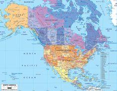 Google Image Result for http://www.ezilon.com/maps/images/political-map-of-North-Amer.gif