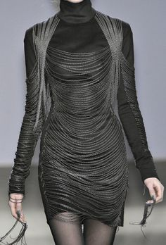 130186:   Gareth Pugh Fall 2010 - Alternative fashion and inspiration