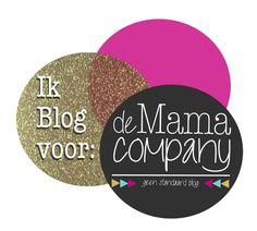 Ik blog voor de Mama Company