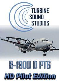 TSS : Beechcraft B1900D PT6 HD Pilot Edition Soundpackage
