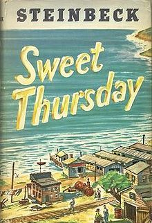 I pin this here simply because I can't remember if this is one of the books I've read or not.  I would like to revisit the world of Cannery Row someday.