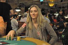 Gaelle Baumann #WSOP #2016 #Winamax #Poker World Series Of Poker, Vegas Shows