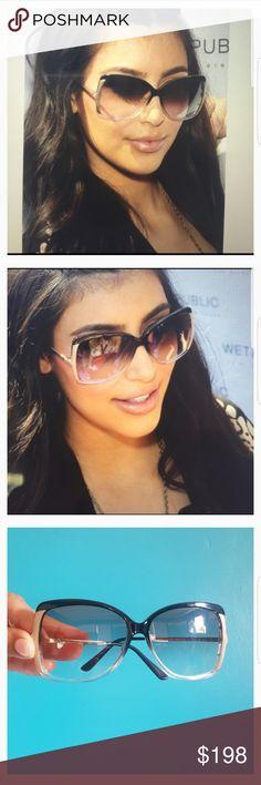 Balenciaga Paris Butterfly Sunnies Sunglasses Authentic!!! Accessories Sunglasses