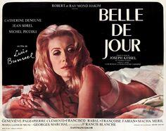 Belle de jour est un film français de Luis Buñuel, tiré du roman Belle de jour de Joseph Kessel et sorti en 1967 https://fr.wikipedia.org/wiki/Belle_de_jour_(film)