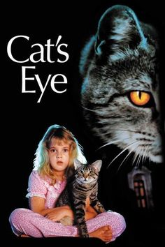 Cat's Eye (1985) | http://www.getgrandmovies.top/movies/20507-cat's-eye | Three short stories by shock-meister Stephen King are linked by a stray cat that roams from one tale to the next in this creepy triptych that begins as Dick (James Woods) tries to quit smoking by any means necessary. Next, we meet Johnny, an adulterous man who's forced by his lover's husband onto a building's hazardous ledge. Finally, Amanda is threatened by an evil gnome who throws suspicion on the family cat.