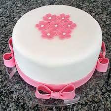 como fazer bolos decorados com pasta americana - Pesquisa Google