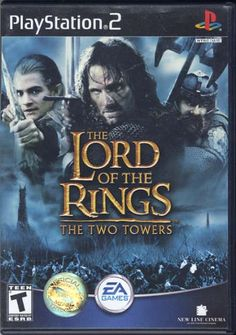 ✰ Lord Of The Rings ✰The Two Towers ✰ PlayStation 2 PS2 Game ✰ Official LOTR - 5 day auction! Ends tonight! Sign up to Listia with this link and get over 1,000 totally free credits to bid with. YOU can win this!