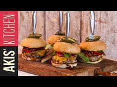 Burger | Akis Kitchen - YouTube