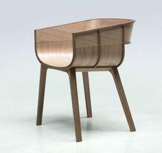 Shipyard chair by Benjamin Hubert