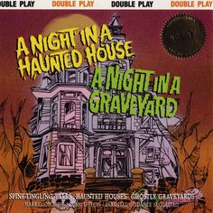 A Night in a Haunted House/a Night in a Graveyard: Sound Effect for Halloween Halloween Sounds, Halloween Music, Halloween Movies, Halloween Pictures, Halloween Horror, Holidays Halloween, Vintage Halloween, Happy Halloween, Halloween Parties