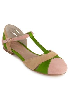 Seychelles Footwear -- can't wear heals any more, so I'm always looking for cute flats!