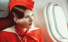 Lindas aeromoças da Aeroflot (5)                                                                                                                                                                                 Mais