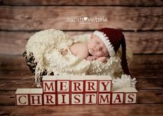 Christmas is one of the biggest Holidays where families are having their children's pictures taken to remember when they were small.