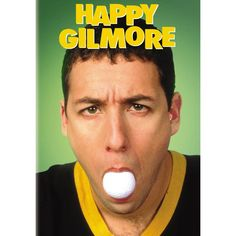 Shop Happy Gilmore [Blu-ray] at Best Buy. Find low everyday prices and buy online for delivery or in-store pick-up. Julie Bowen, Adam Sandler Movies, Carl Weathers, Top Comedies, Dennis, Bob, Hollywood Cinema, France, Movie Tv