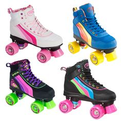 Wow love these roller boots Available from eBay. Remind me of being young :) Wish these were in the states UGH