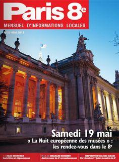 Paris 8e - N°37 - Mai 2012 - A lire sur : http://fr.calameo.com/read/000536966d4edebb5e990