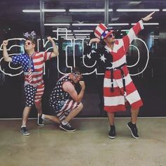 Trybeo team ready for the 4th of july! Show your outfit on Trybeo App🔥📷 . . . #justdoit #youcandoit…""