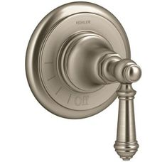 Save up to 25% on the Kohler K-T72771-4 from Build.com. Low Prices + Fast & Free Shipping on Most Orders. Find reviews, expert advice, manuals & specs for the Kohler K-T72771-4. Brushed Nickel Faucet, Polished Nickel, Kohler Artifacts, Wall Hung Toilet, Shower Diverter, Control Valves, Oil Rubbed Bronze, Kitchen And Bath, Door Handles