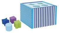 Jabadabado Sortierbox Baby blau