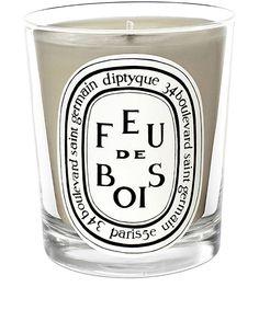 Diptyque Feu De Bois Scented Candle 190g