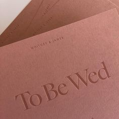 Ivory + Stone creates beautifully designed, minimalist stationery for lovers of luxe simplicity. Letterpress Save The Dates, Letterpress Wedding Invitations, Wedding Invitation Design, Wedding Stationery, Invites, Stationery Design, Branding Design, Luxury Branding, Sustainable Wedding