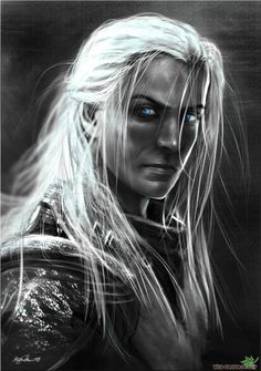Male Elven Warrior | Male Warriors | |Warrior|