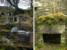 Rhiwddolion: North Wales Ghost Town was a former Quarrying Community