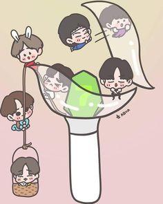 Kpop Drawings, Bird Drawings, Cartoon Drawings, Mark Jackson, Got7 Jackson, Jackson Wang, Got7 Meme, Got7 Funny, Got7 Fanart