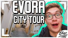 Evora Portugal City Tour!!