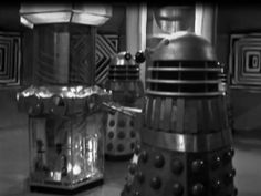 Classic Doctor Who Review: The Chase – Part Two