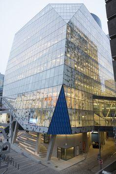 RRyerson University Student Learning Centre, Toronto / Zeidler Partnership Architects + Snøhetta