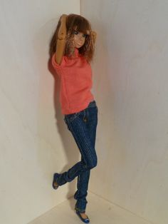 SlimFit jeans for Momoko by 3lysa
